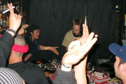 2004 in Tokyo, Club Moda